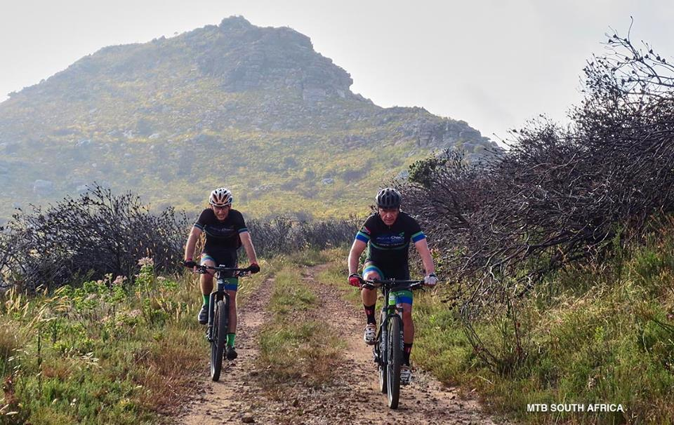 Mountain Biking South Africa (MTB SA) | Clovelly, Wagon Trail + Tokai, Cape Town - Old Years Day 2016 - PharmaChoice Team