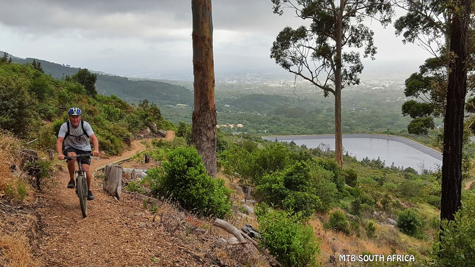 Mountain Biking South Africa (MTB SA) | Constantia to Kirstenbosch, Cape Town - with Jeremy Steere