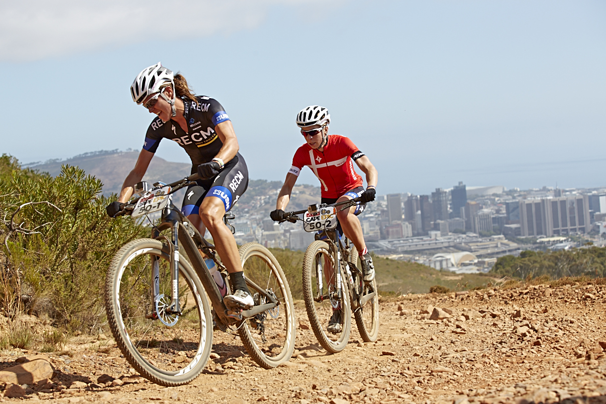 Mountain Biking South Africa (MTB SA) | Cape Epic - Absa Cape Epic- Ariane Kleinhans -Annika Langvad