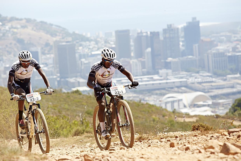 Mountain Biking South Africa (MTB SA)   Cape Town, Western Cape - Above the City
