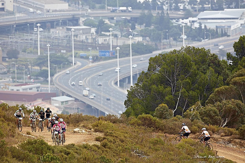 Mountain Biking South Africa (MTB SA)   Devils Peak Track, Cape Town