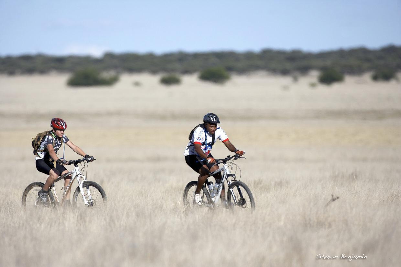 Mountain Biking South Africa (MTB SA) | Open Fields, Northern Cape