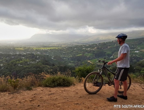MTB SA Ride: Constantia to Kirstenbosch