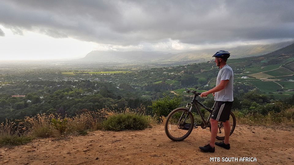 Mountain Biking South Africa (MTB SA)   Constantia to Kirstenbosch, Cape Town - with Jeremy Steere