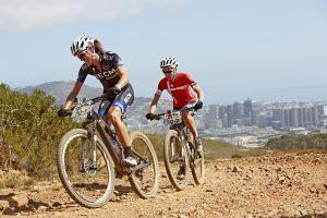 Mountain Biking South Africa (MTB SA)   Cape Epic - Absa Cape Epic- Ariane Kleinhans -Annika Langvad