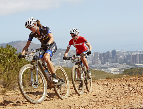 MTB Trails: Table Mountain [Western Cape, RSA]