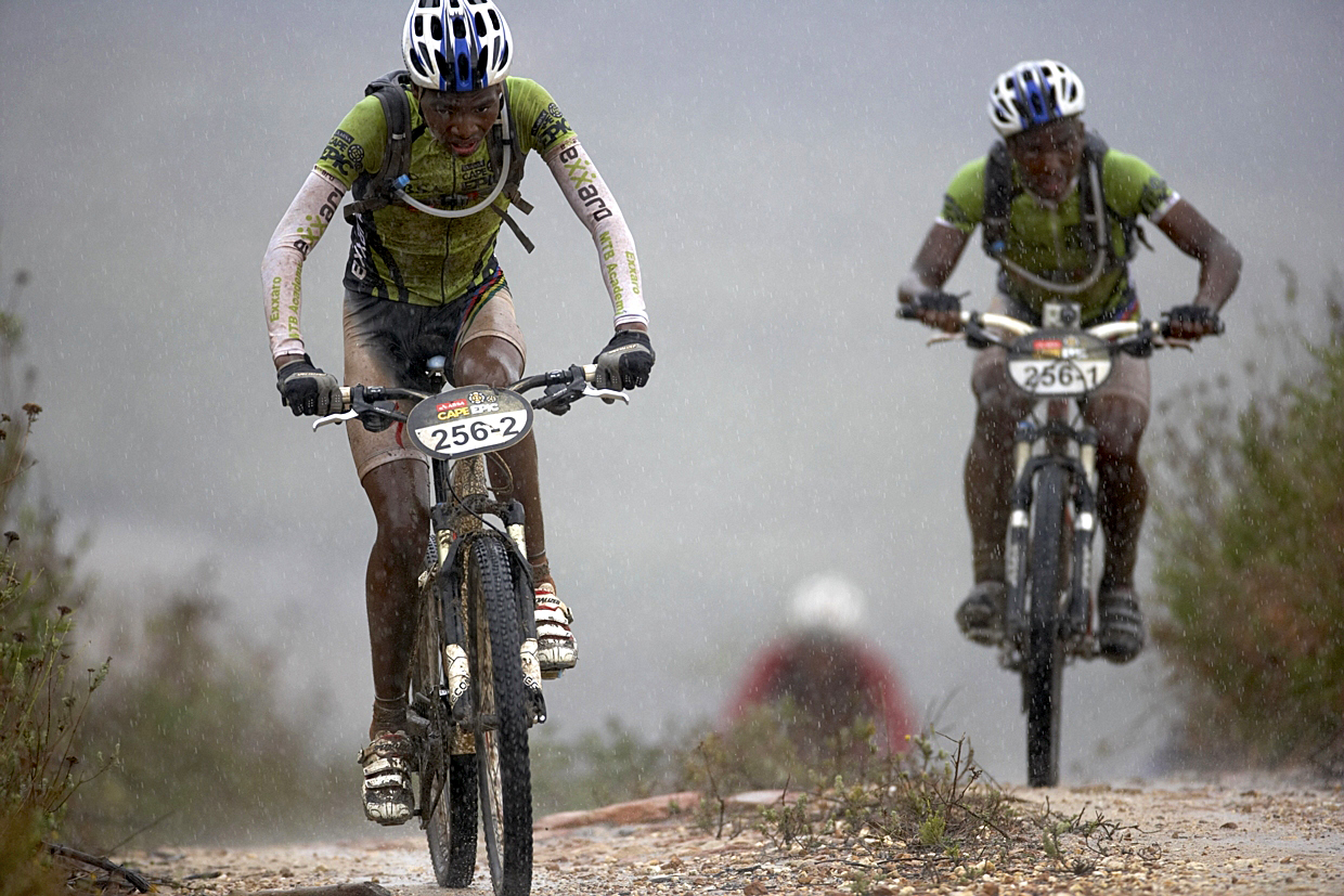 Mountain Biking South Africa (MTB SA) | Cape Epic - Absa Cape Epic-Azukile Simayile-Siphosenkosi Madolo