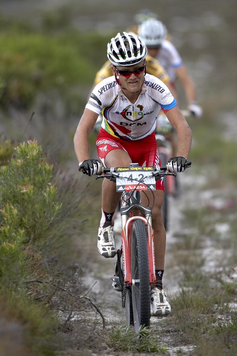 Mountain Biking South Africa (MTB SA) | Cape Epic - Absa Cape Epic-Burry Stander