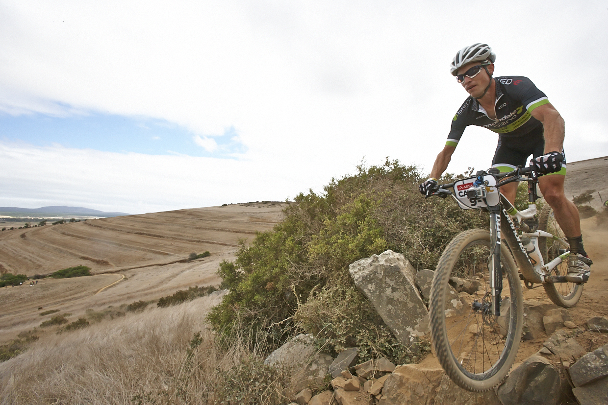 Mountain Biking South Africa (MTB SA) | Cape Epic - Absa Cape Epic- Darren Lill