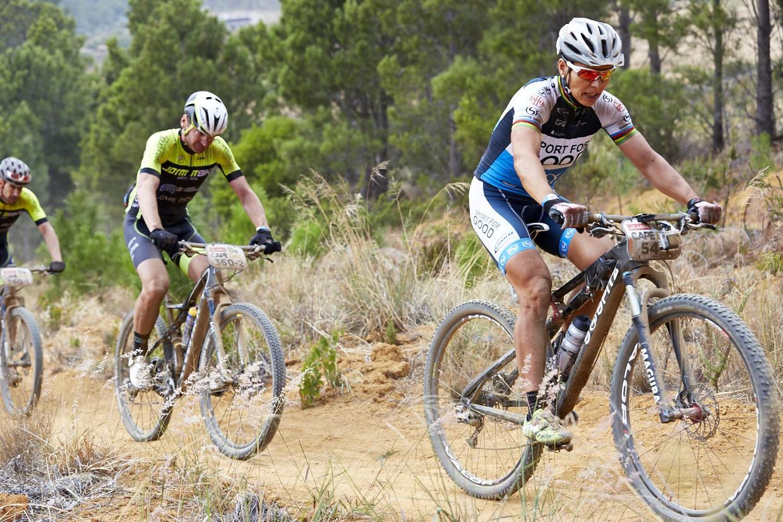 Mountain Biking South Africa (MTB SA)   Cape Epic - Absa Cape Epic-Sabine Spitz
