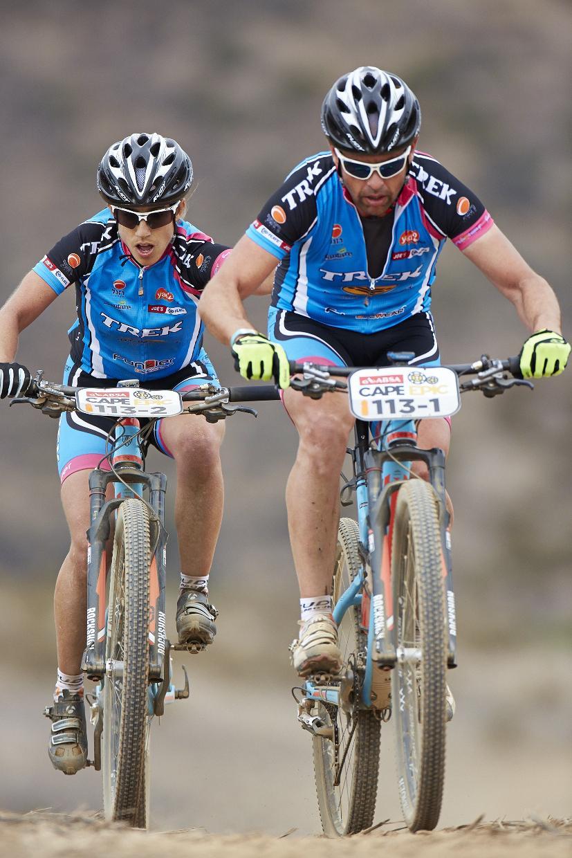 Mountain Biking South Africa (MTB SA)   Cape Epic - Absa Cape Epic-Trek