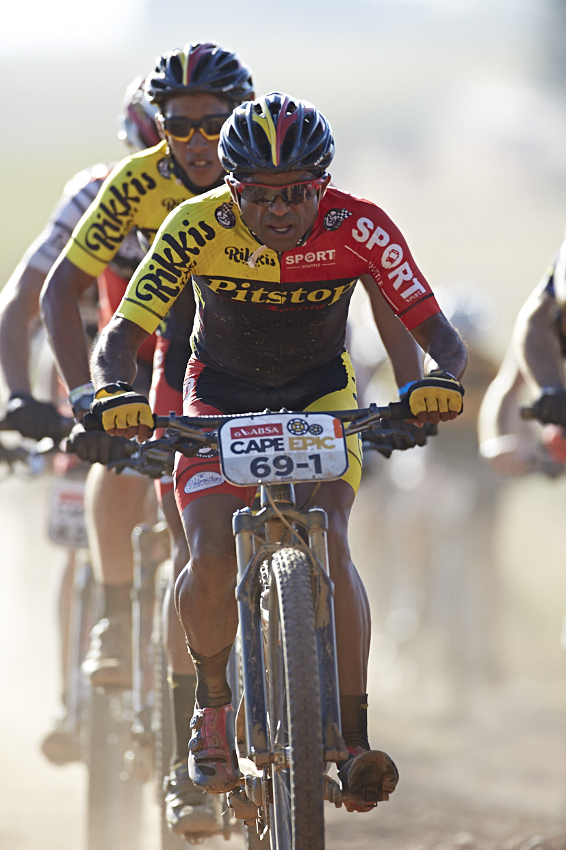 Mountain Biking South Africa (MTB SA) | Cape Epic - Absa Cape Epic- Waleed Baker