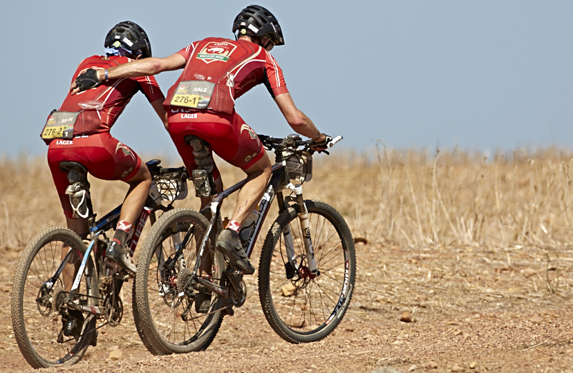 Mountain Biking South Africa (MTB SA) | Cape Epic - Absa Cape Epic-brothers