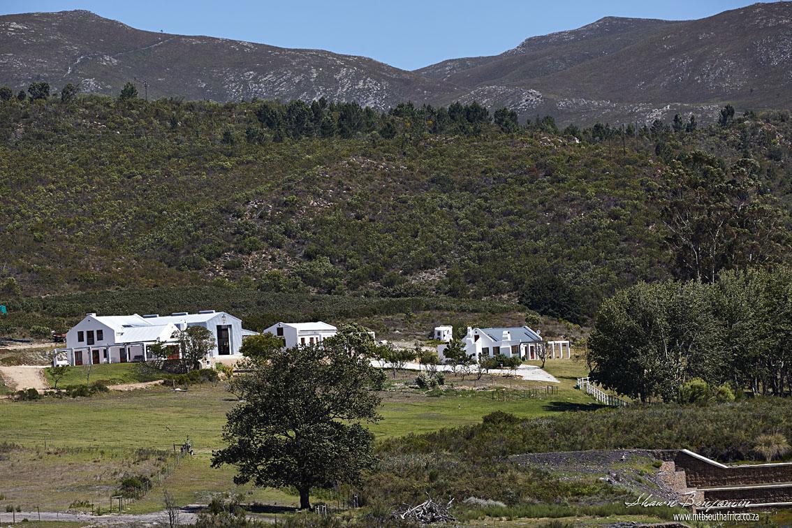 Mountain Biking South Africa (MTB SA) | Heilfontein Lodge - MTB trail - Tesselaarsdal