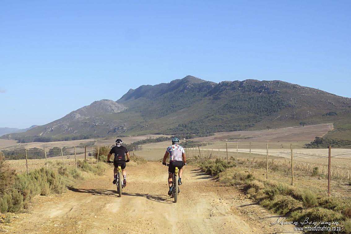 Mountain Biking South Africa (MTB SA) | MTB trail - Tesselaarsdal