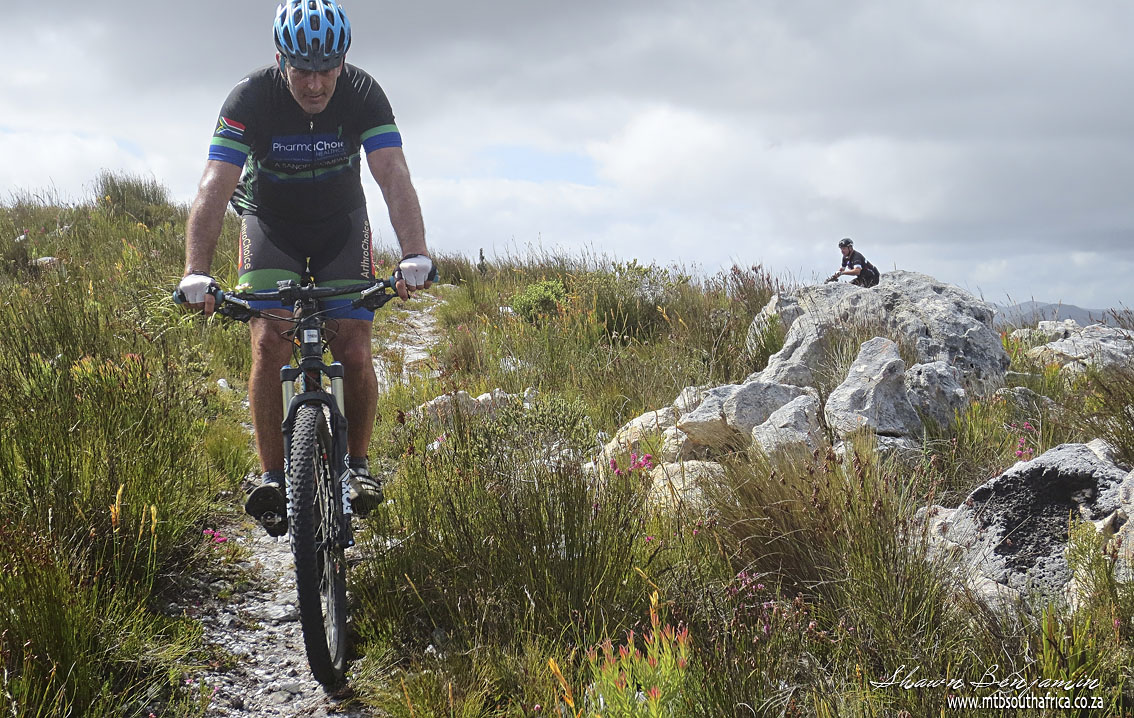 Mountain Biking South Africa (MTB SA) | Haarkappers Roete - MTB trail - Tesselaarsdal